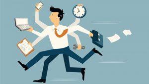 ترفند های مدیرت زمان